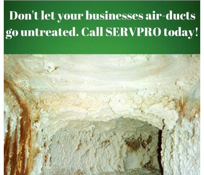 Commercial Commercial business owners of Madison, Rockcastle, Garrard, & Lincoln Counties: Need an HVAC cleaning? SERVPRO is Here to Help!