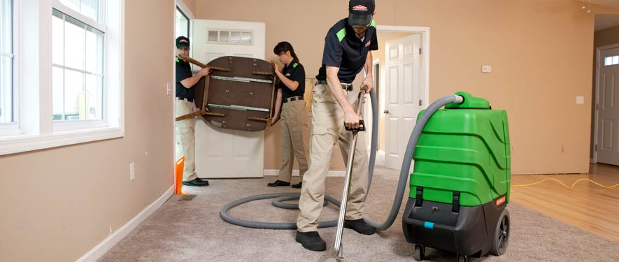 Richmond, KY residential restoration cleaning